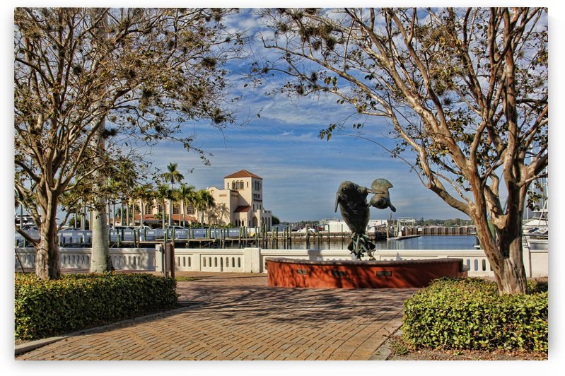 The Downtown Bradenton Waterfront by HH Photography of Florida