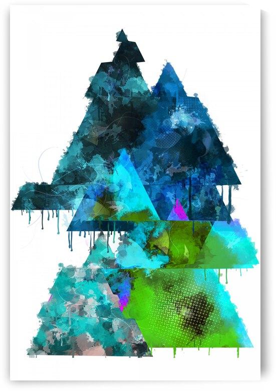 Broken Triangle  by Jeremy Lyman