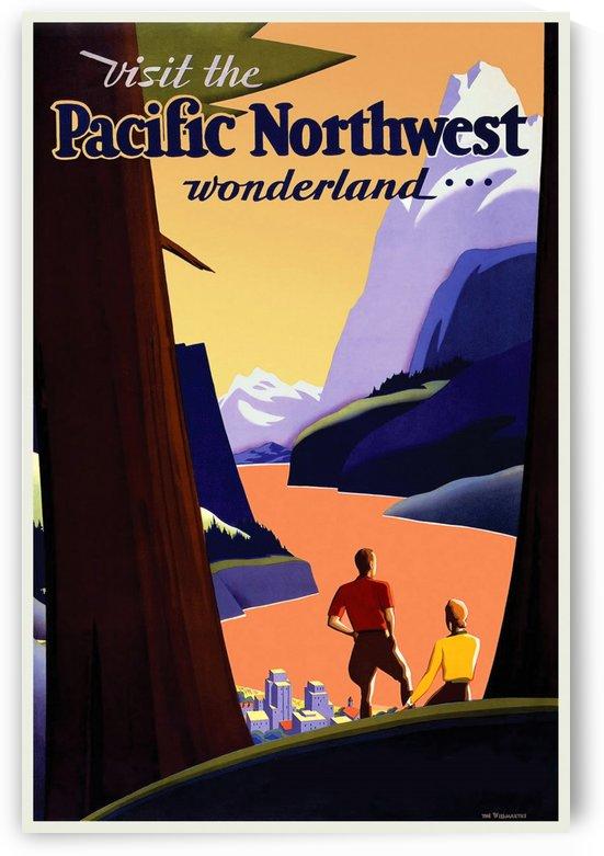 Pacific Northwest Wonderland by vintagesupreme