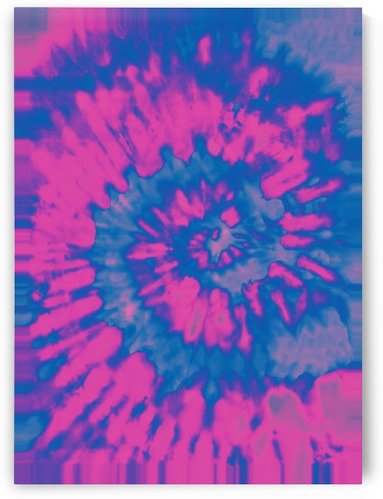 Tie Dyed by Art-Works