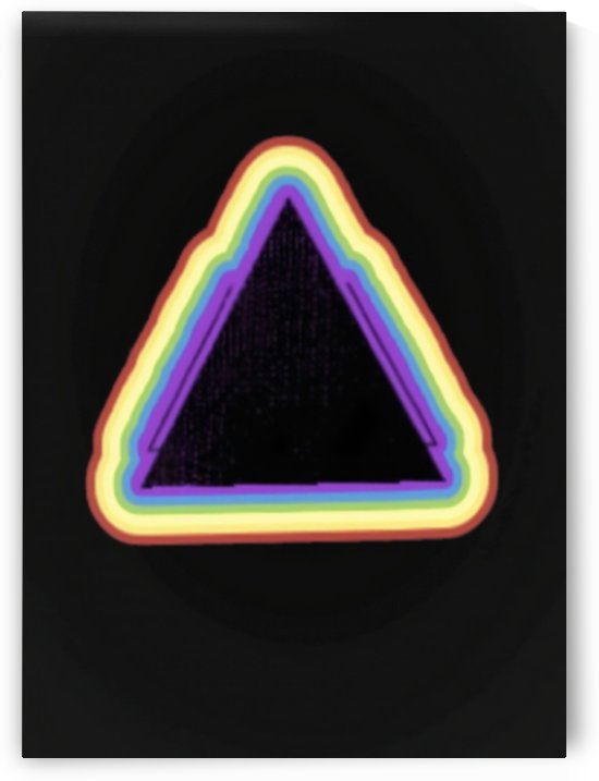 Triangular Art by Art-Works