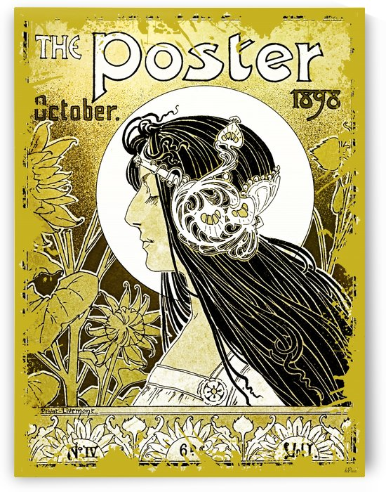 The Poster of 1898 by dePace-