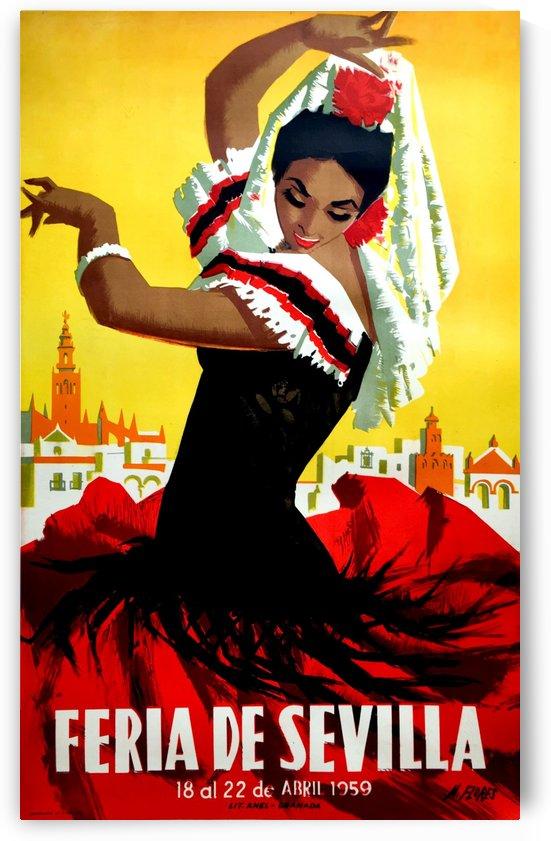 Feria de Sevilla by vintagesupreme