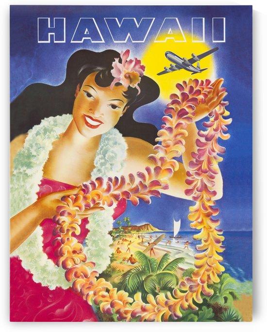 Hawaii Girl by vintagesupreme