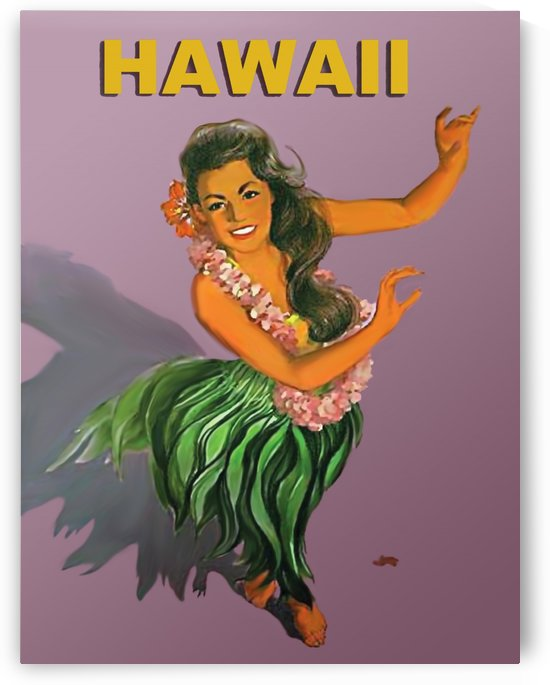 Hawaii Dance by vintagesupreme