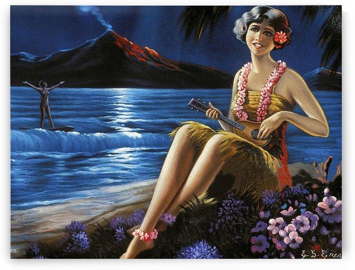 Hawaii Evening by vintagesupreme