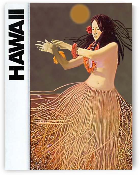 Hawaii Girl by vintagesupreme