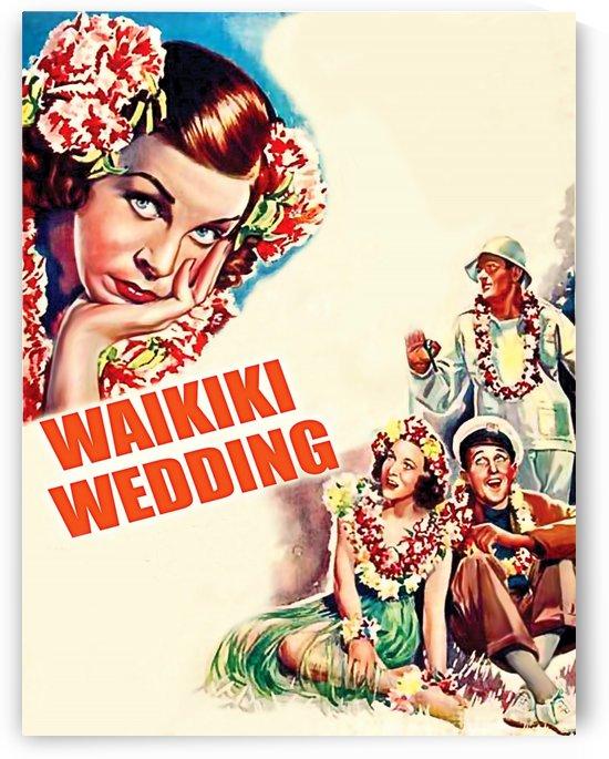 Waikiki Wedding by vintagesupreme