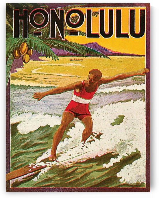 Honolulu Surf by vintagesupreme