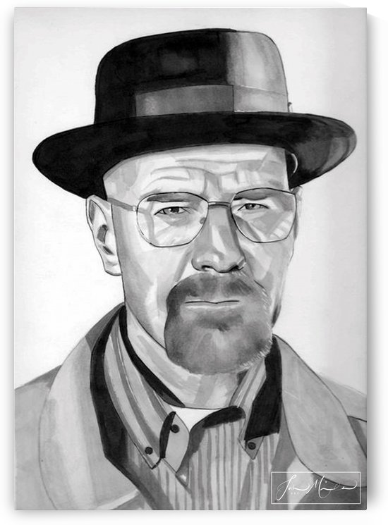 Walter White by Joseph M