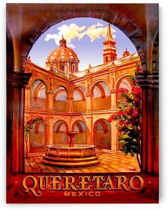 Queretaro Mexico by vintagesupreme