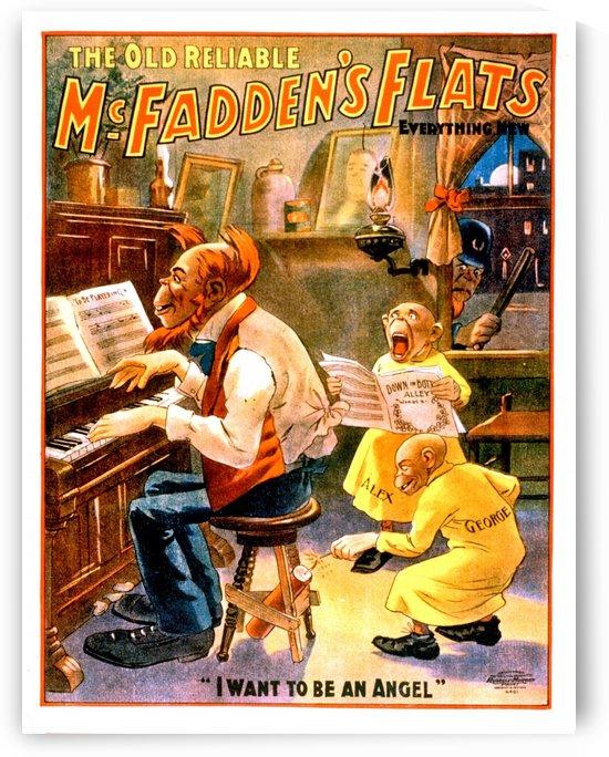 Mac Fadden Flat by vintagesupreme