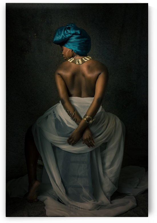 Le long chemin by Daniel Thibault artiste-photographe