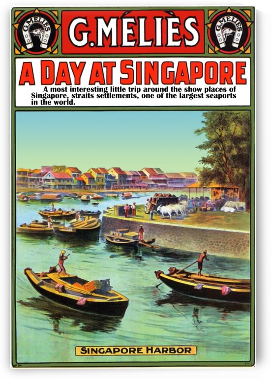A Day at Singapore by vintagesupreme