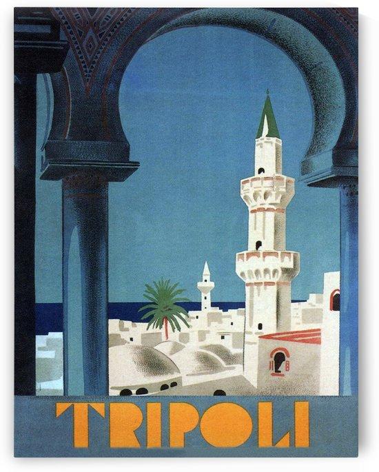 Tripoli by vintagesupreme