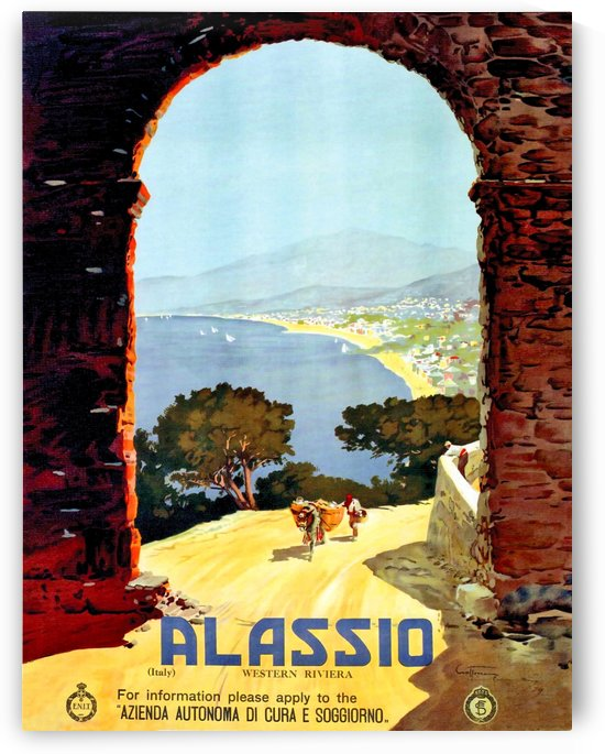 Alassio by vintagesupreme