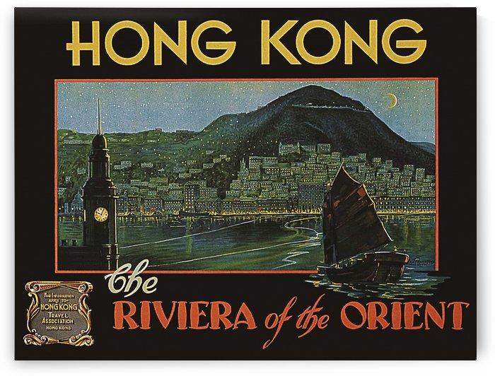 Hong Kong Riviera by vintagesupreme