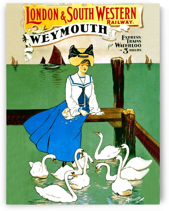 Weymouth by vintagesupreme