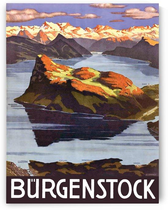 Burgenstock by vintagesupreme