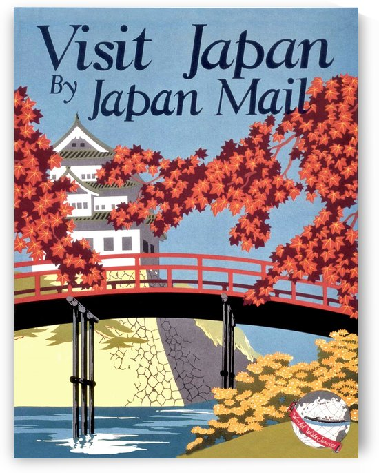 Visit Japan by vintagesupreme