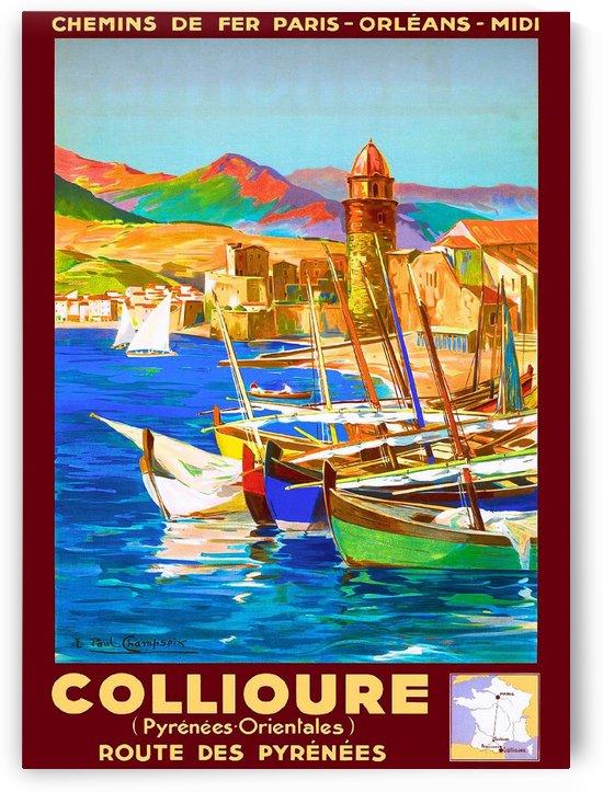 Collioure by vintagesupreme