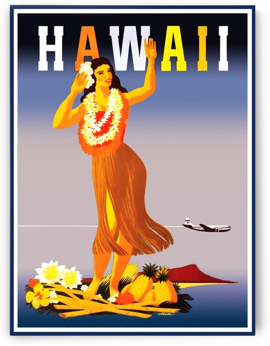 Hawaii Welcome by vintagesupreme