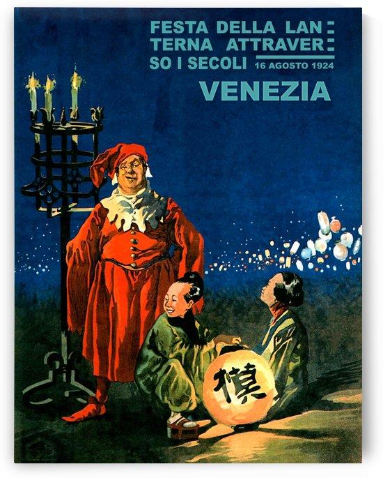 Lantern Festival in Venice by vintagesupreme