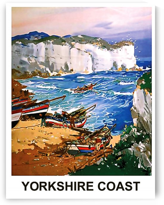 Yorkshire Coast by vintagesupreme
