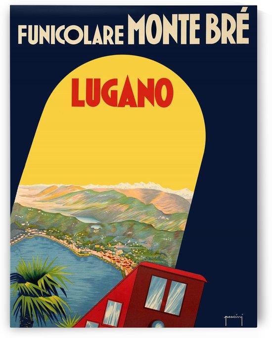 Monte Bre Funicalar by vintagesupreme