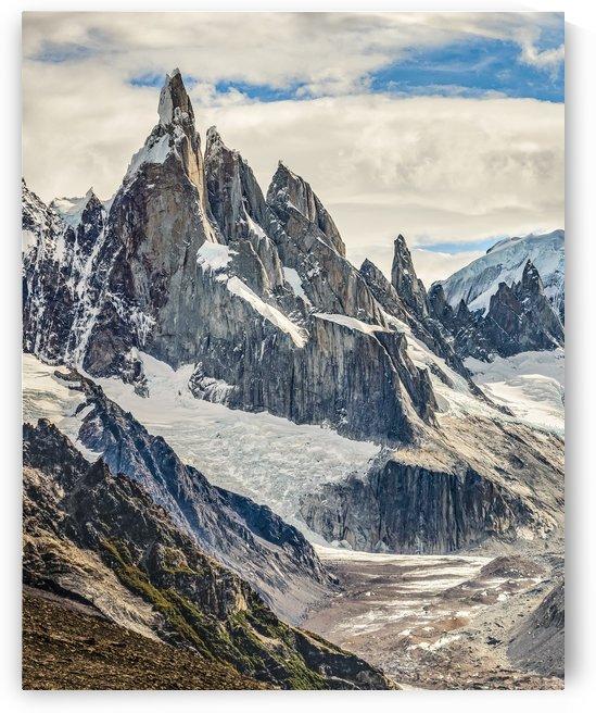 Cerro Torre Glacier National Park Argentina by Daniel Ferreia Leites Ciccarino