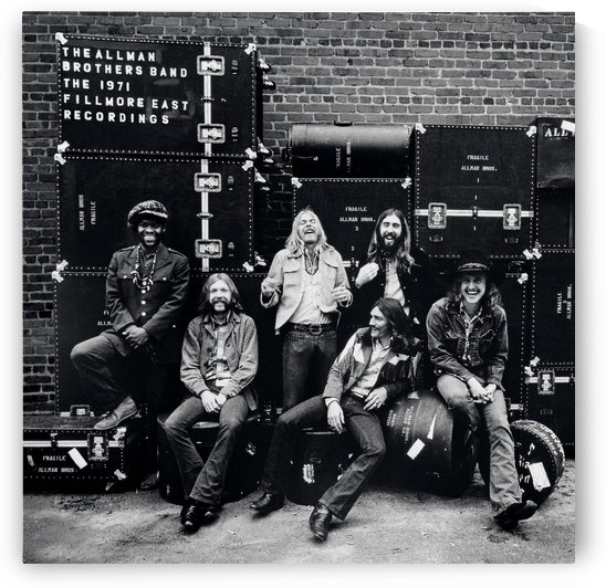 The 1971 Fillmore East Recordings Super Deluxe Edition by The Allman Brothers Band  by Music N Film