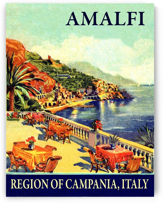 Amalfi by vintagesupreme