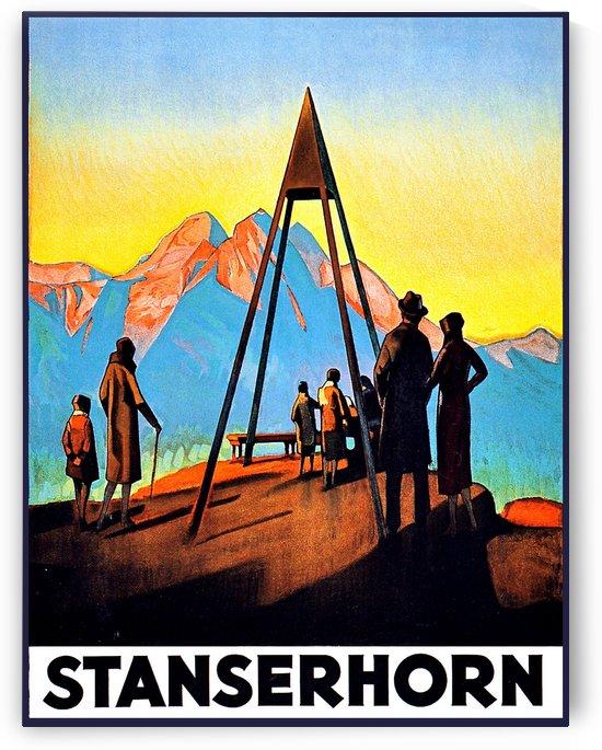 Stanserhorn by vintagesupreme