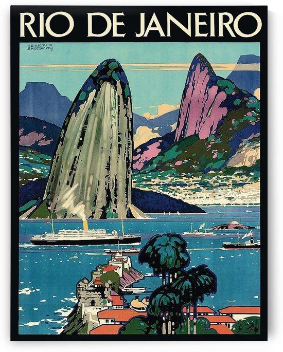 Rio de Janeiro by vintagesupreme