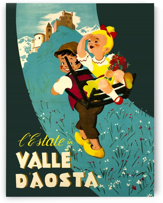 Aosta Valley for Holiday by vintagesupreme