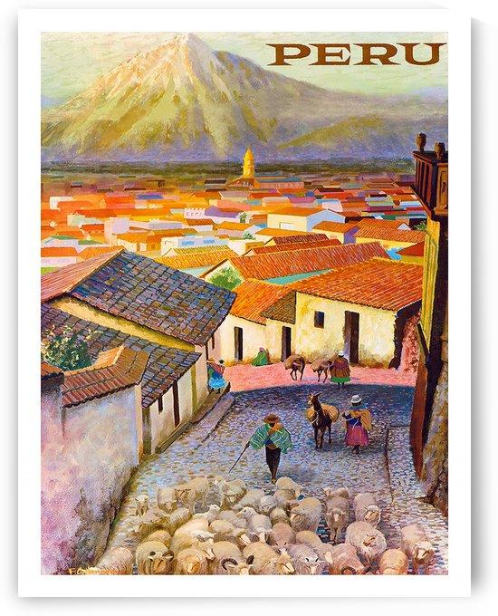 Peru by vintagesupreme