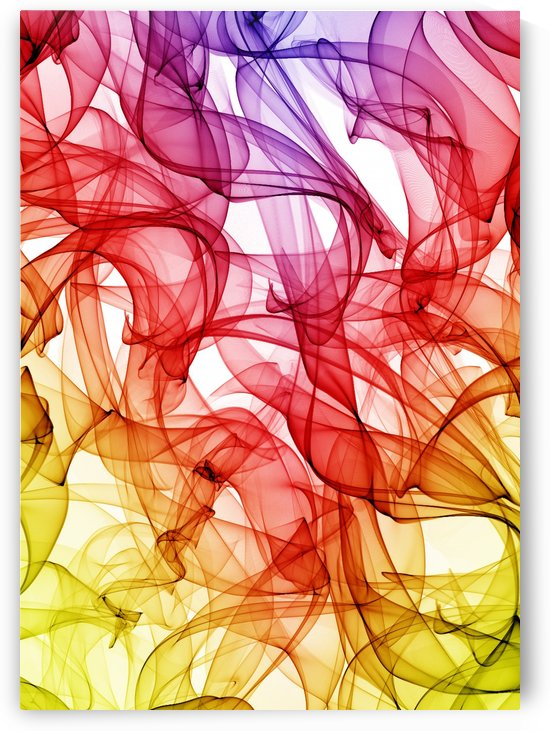 ABSTRATO FRACTAL   130x182   05 05 2020    07C by Uillian Rius