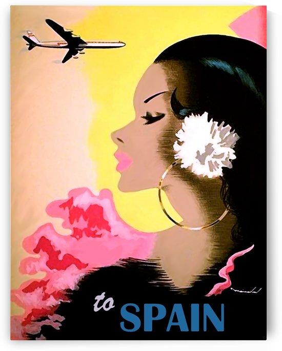 To Spain by vintagesupreme