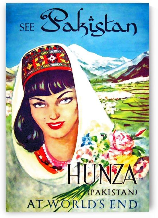 Hunza Valley Pakistan by vintagesupreme