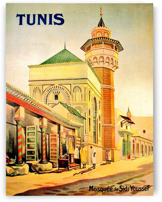 Tunis by vintagesupreme