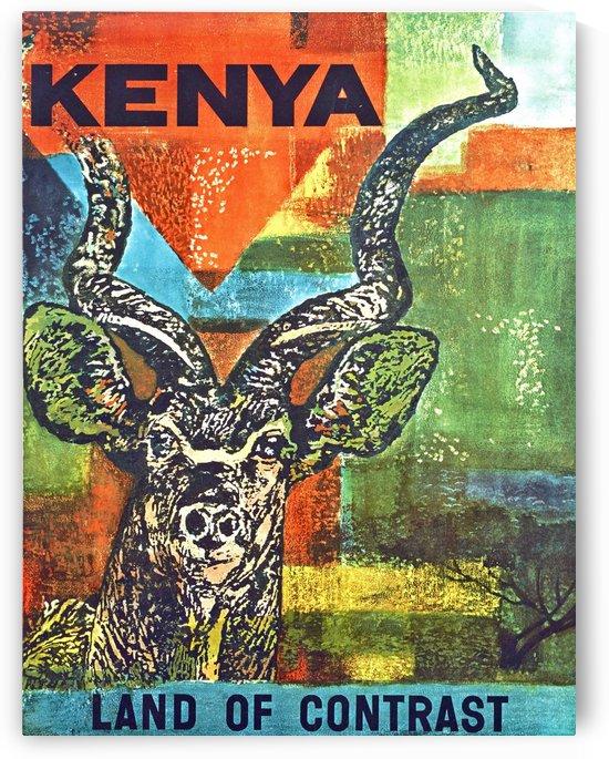 Kenya by vintagesupreme