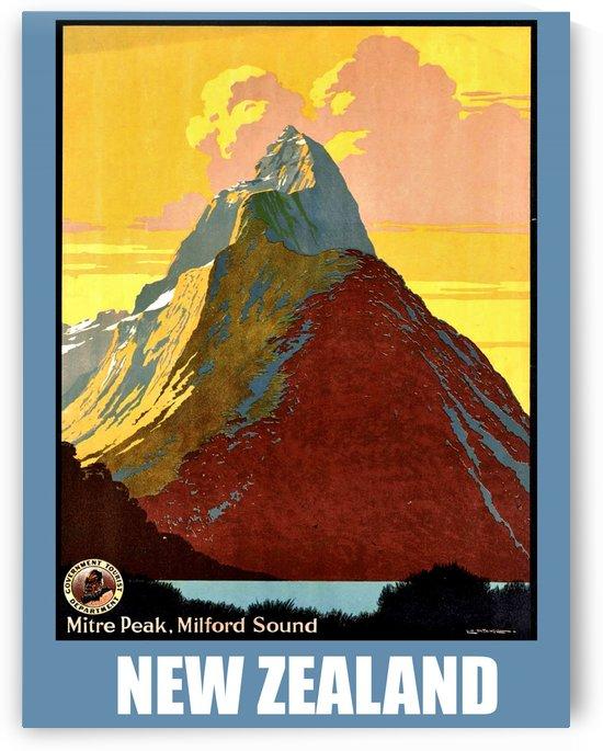 Mitre Peak by vintagesupreme