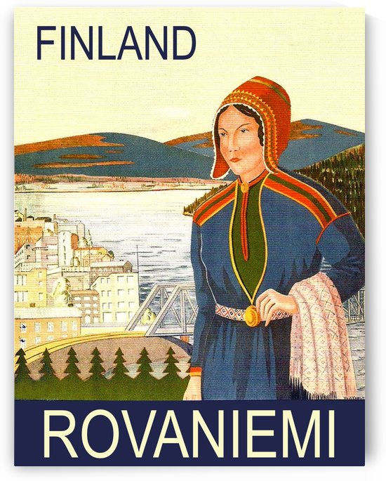 Rovaniemi by vintagesupreme