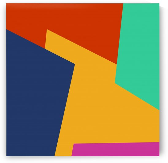 GEOMETRICO FORMAS   200x200   24 04 2020    07D2 by Uillian Rius