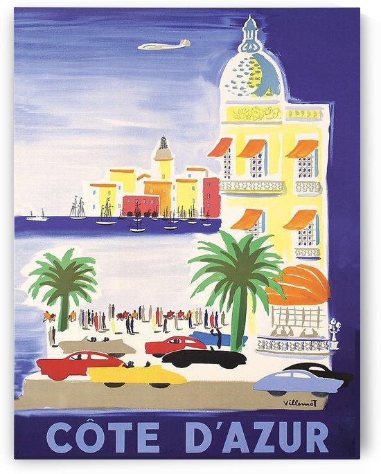 Cote D Azur by vintagesupreme