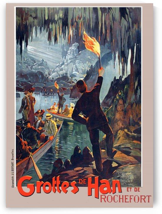 Grottes de Han by vintagesupreme