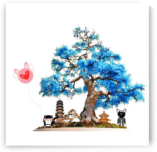 Bonsai Dream Land by GABA