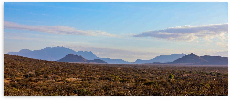 Kenya Sunrise by ND_PHOTOGRAPHY