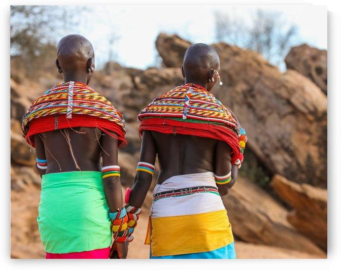 Samburu tribe by ND_PHOTOGRAPHY
