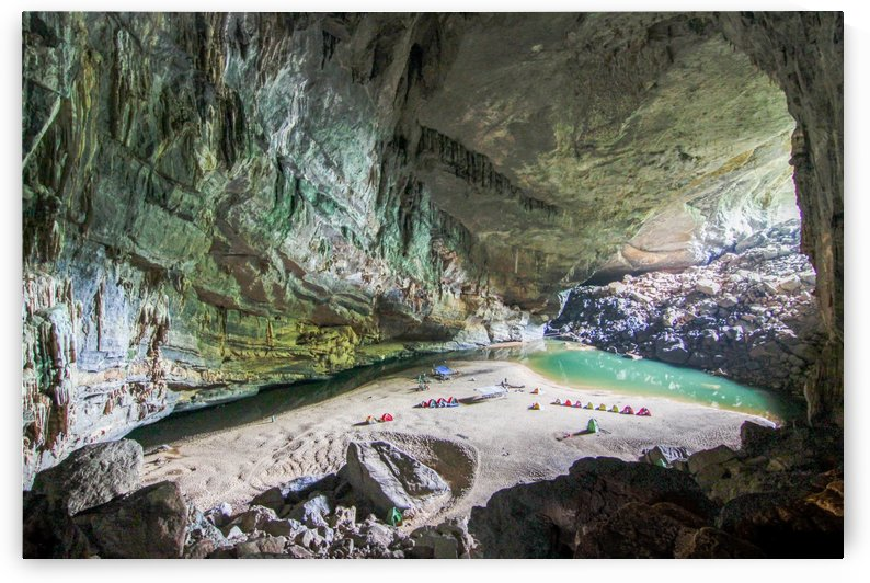 Son Doong Cave by ND_PHOTOGRAPHY